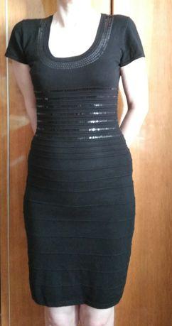 Платье ZENDRA р.40(Европа)S-M,Corte Ingles,трикотаж вискоза