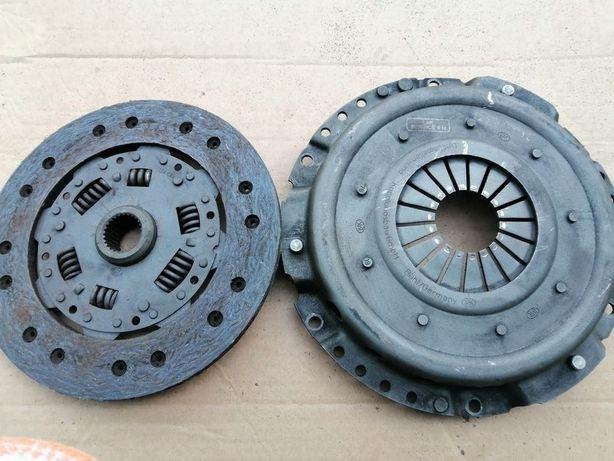 Корзина, диск фередо, маховик, сцепление в сборе мерседес ОМ364, ОМ366