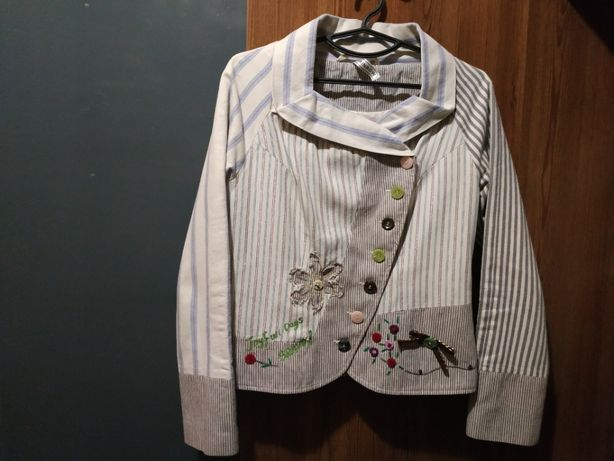 Продам пиджак котоновый