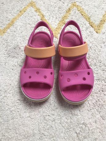 Sandały Crocs rozmiar C11 (28-29)