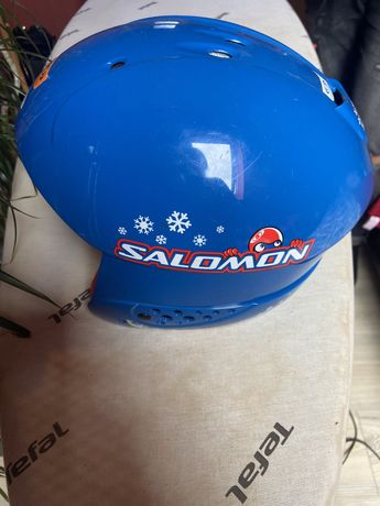 Kaski narciarskie Salomon