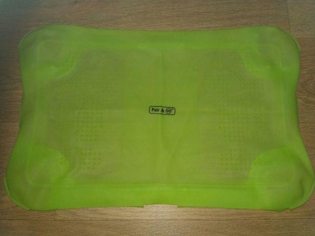Силиконновый чехол коврик на столик поднос или детский стол для кормле
