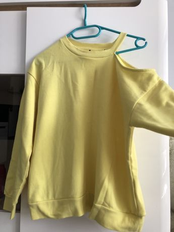 Żółta bluzka