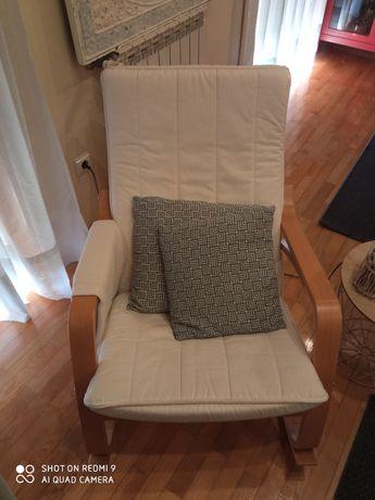 Cadeira de e Baloiço IKEA