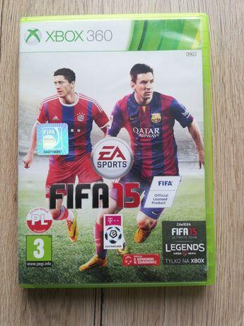 Fifa 15 pl Xbox 360