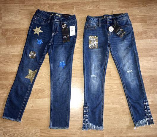 джинсы VIGGOS размер 10 лет по скидке