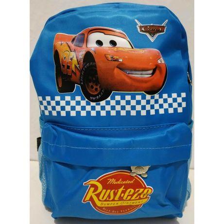 """Детский тканевый рюкзак для мальчика """"Тачка"""" в 3-х цветах"""