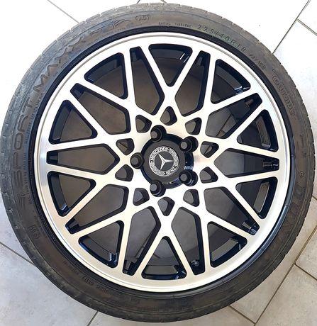 Jantes 18 Mercedes c/pneus 225/40 R18