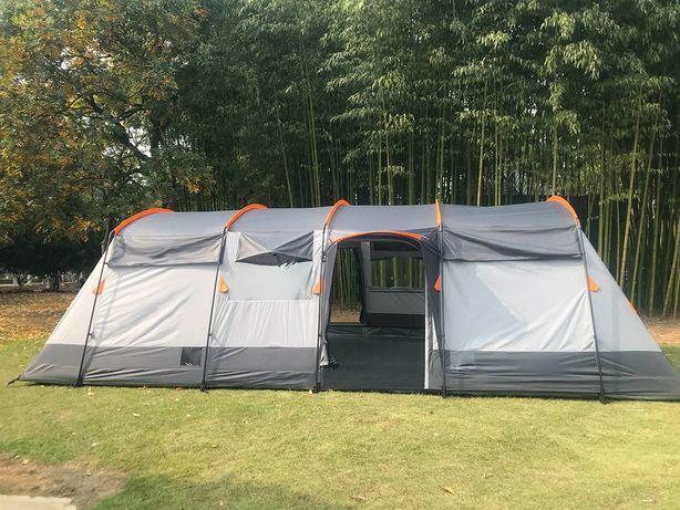 Палатка намет кемпінг Skandika Hurricane 12