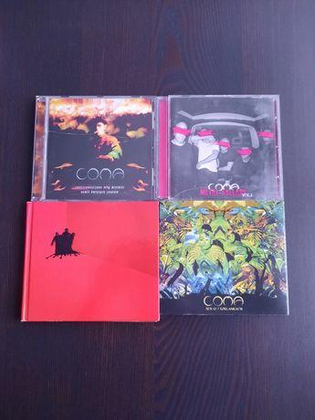 4 płyty zespołu Coma