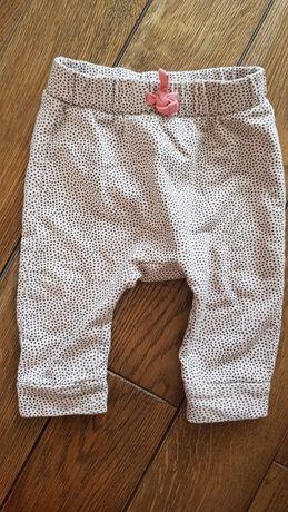 Spodenki spodnie H&M 2PACK rozm. 62