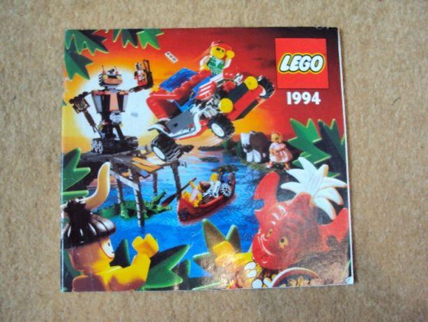 Catálogos / Folhetos / Livro - LEGO