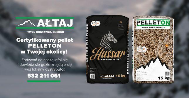 Ałtaj Pellet PELLETON A1 EN + Chełm , Łęczna , Włodawa i okolice