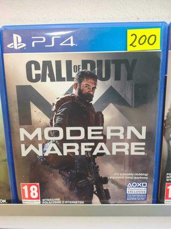 Call of duty modern warfare PS4 pl sklep strefa gier Zakopane