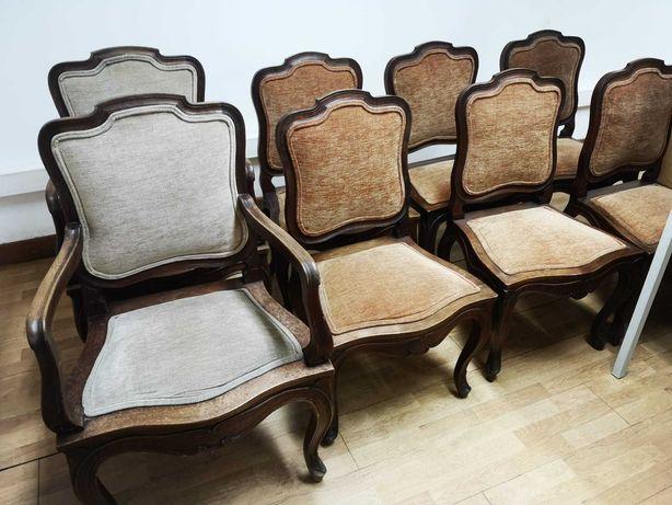 Conjunto Cadeiras Antigas