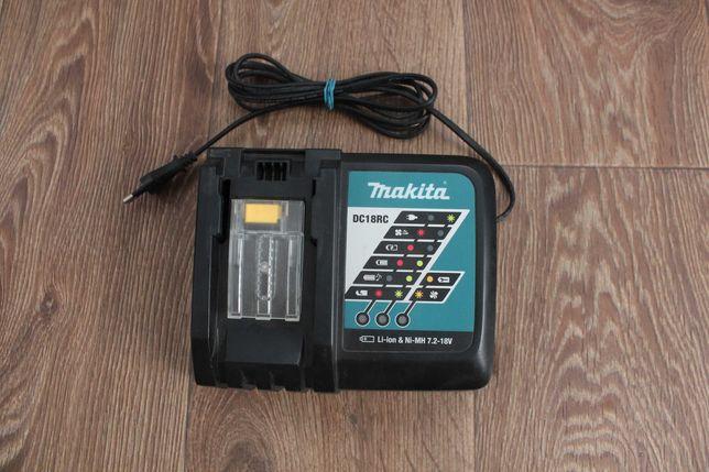 Быстрое зарядное устройство Makita DC18RC оригинал