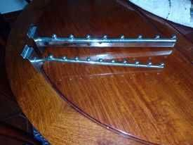Grampos Novos  para placas multiusos C/42,5 cms e 39 cms