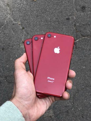 Apple iPhone 8 64 gb Product Red КАК НОВЫЕ ! ГАРАНТИЯ от МАГАЗИНА!