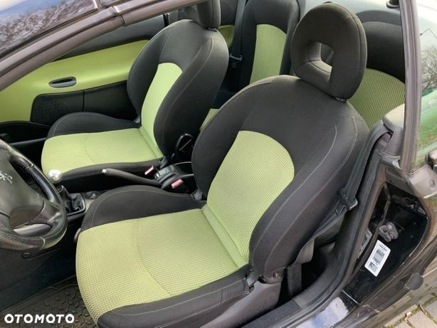 Peugeot 206 CC 1.6 Benzyna 110KM Mały przebieg Bardzo zadbany 4 lata w kraju