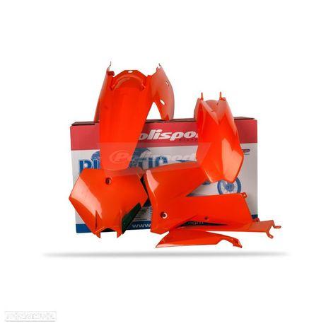 kit plasticos polisport ktm exc 125 / 250 / 300
