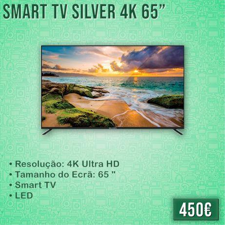 Smart Tv SILVER 65 Polegadas