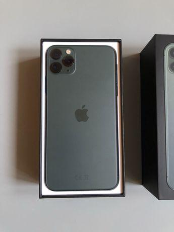 iPhone 11 PRO MAX  256 gb  Apple szary /ciemno zielony/ midnight green