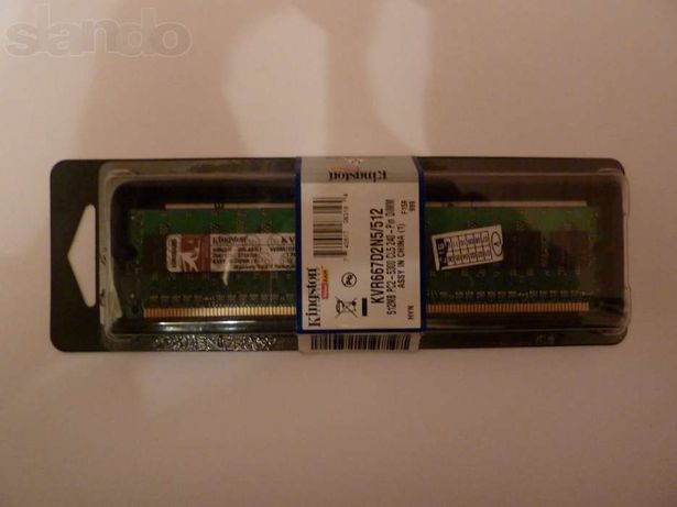 Kingston KVR667D2N5/512 DDR2 Чипы Hynix