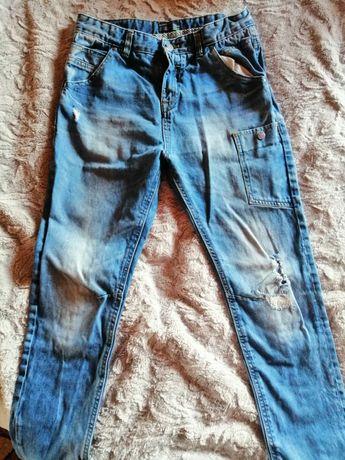 Spodnie Reserved rozm. 170