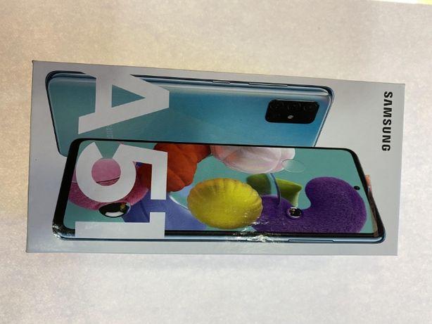 Samsung A51 Blue 4-128GB Fabrycznie nowy