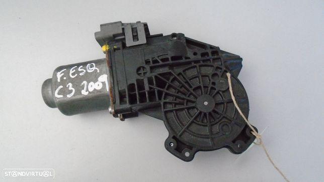 Motor Elevador Frt Esq Citroen C3 2009 402217E mev380
