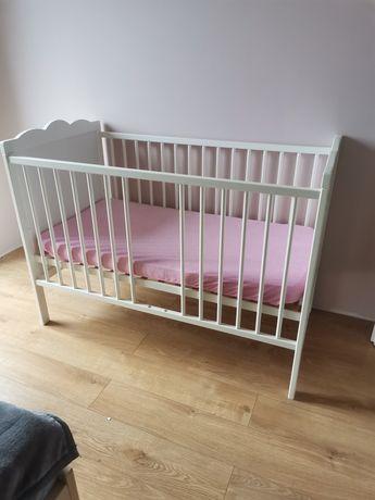 Łóżeczko niemowlęce Klupś, 120x60