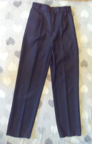 Spodnie eleganckie garniturowe