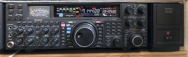Yaesu FT2000D 200w