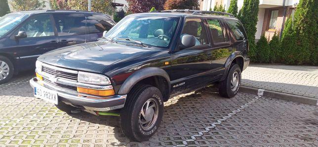 Chevrolet Blazer Vortec 4,3 LPG 4x4