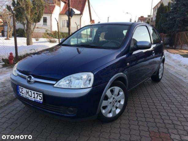 Opel Corsa 1.2Benz Klimatyzacja Alufelgi
