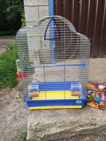 Продам клітку для птахів.