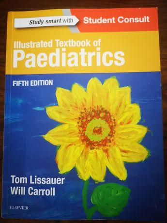 Illustrated Tsxtbook of Paediatrics Tom Lissauer