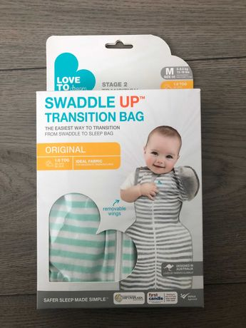 3 SWADDLE UP Love to Dream (1.0 TOG e 2.5 TOG)