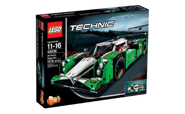 "Lego technic (лего техник) LEGO 42039 ""24 Hours Race Car"""