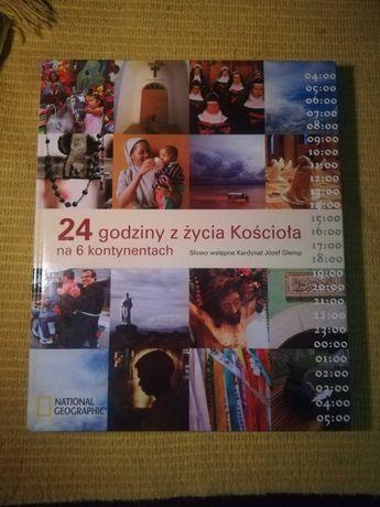 24 godziny z życia kościoła książka