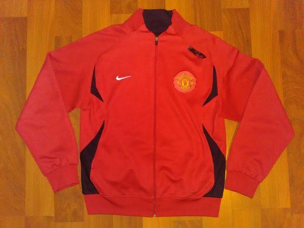 Олимпийка, мастерка спортивная Манчестер Юнайтед (Manchester United)