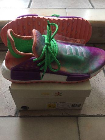Adidas NMD PACK HU HOLI Pharrell Williams