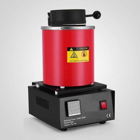 fornalha electrica para metais - forno derreter metais