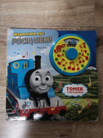 Książeczka z pozytywką Tomek i Przyjaciele