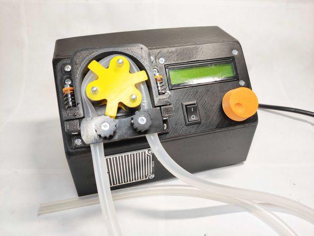 Перистальтический насос: от 0,1 литра до 70 литров в час