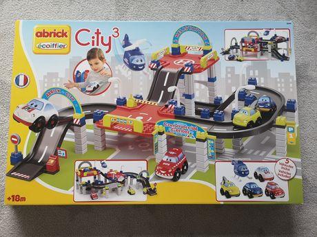 Jogo/Garagem Construção Abrick City 3