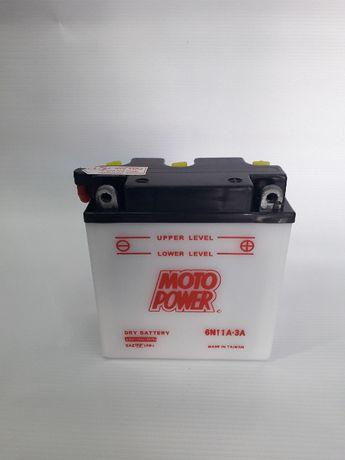 Akumulator 6N11A-3A Moto Power 6V 11Ah