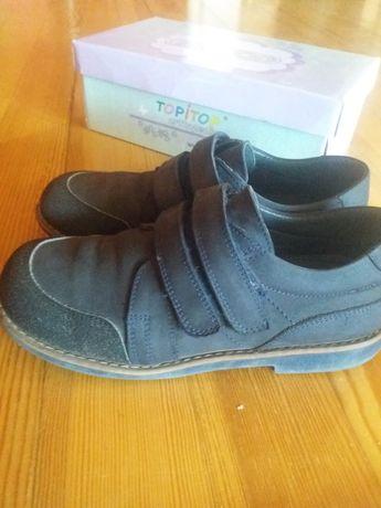 Туфли ортопедические кожаные TopiTop, разм. 36