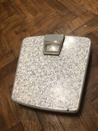 Вага підлогова металева | весы напольние