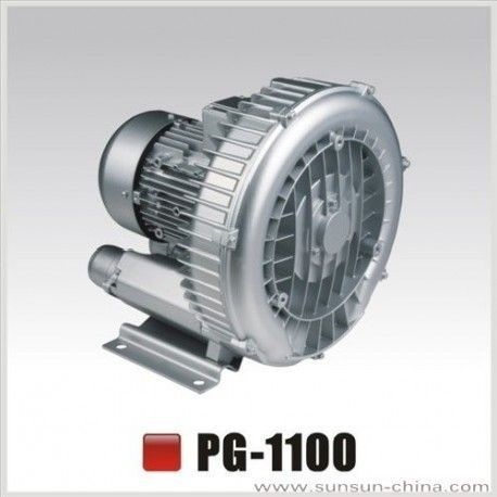 Компрессор-воздуходувка SunSun PG-1100, 3200л/мин, 1100w АКЦИЯ